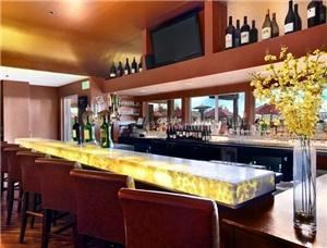 Nectar Restaurant, Hilton Sonoma Wine Country, Santa Rosa — Visit Nectar's glowing amber bar during Happy Hour, M - F: 4p - 6p.