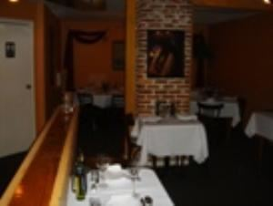 Private Room, Café Trastevere, Orlando — Private dining room upstairs