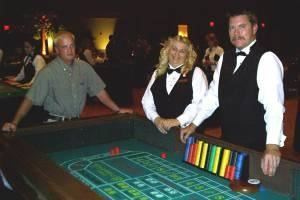 Aces High Casino Parties - Victoria, Victoria — We offer all items for your next casino party.  We can also provide the dj, catering, venue, and more.