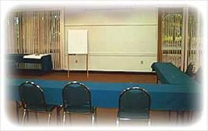 Winchester Conference Room, Canterbury Retreat & Conference Center, Oviedo
