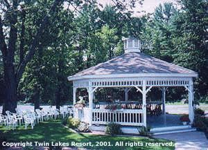 Gazebo I, Twin Lakes Resort, Hurley