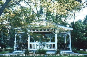 Gazebo II, Twin Lakes Resort, Hurley