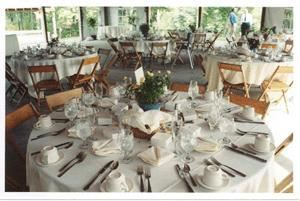 Indoor Banquet Hall, Twin Lakes Resort, Hurley