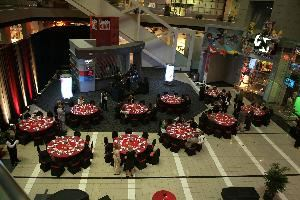 Atrium, Inside CNN Events, Atlanta
