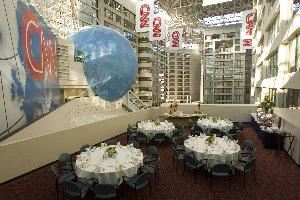 Globe and Terrace, Inside CNN Events, Atlanta