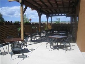 Patio, Camp Robber, Montrose