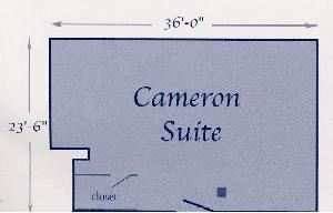 Cameron Room, Washington Suites Alexandria, Alexandria