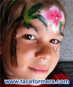 FaceFormers | Face Painter in Newport Beach | Face Painting, Costa Mesa — Face Painter in Orange County | FaceFormers