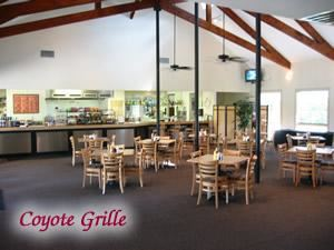 Grille & Bar, Coyote Ridge Golf Club, Carrollton