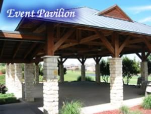 Pavilion, Coyote Ridge Golf Club, Carrollton