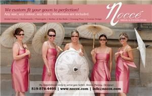 Nocce Bridal Gowns, Kitchener — www.nocce.com