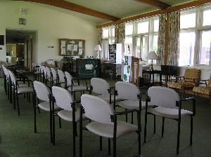 Main Conference Room, Dominican Retreat & Conference Center, Schenectady