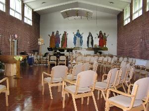 Chapel, Dominican Retreat & Conference Center, Schenectady