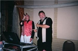 "The Scene - ""When The Music Matters"", Saint Paul — The Scene rocks at weddings! Here , the groom decided to belt out ""Rebel Yell"" at his wedding! Of course we accomodated and it was an unplanned hit of the night! Get us for your next event! Weddings...anything worth celebrating!!"