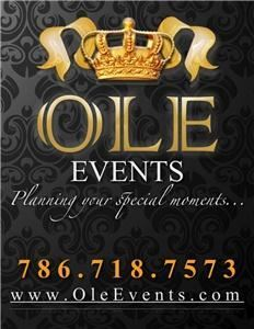 Ole Events Inc., Miami — http://www.OleEvents.com
