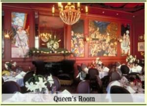 Queen's Room, Ralph Brennans Jazz Kitchen, Anaheim