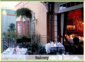 Jazz Balcony, Ralph Brennans Jazz Kitchen, Anaheim