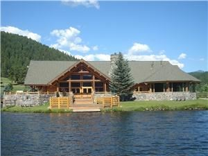 Evergreen Lake House, Evergreen — Lake view, The Evergreen Lake House
