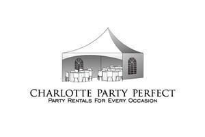 Charlotte Party Perfect, Charlotte — Charlotte Party Perfect provides quality rentals for weddings, receptions, corporate events, churches, or any upscale social event.  Our company provides excellent service and quality products from tents,tables, and chairs, to china, tableware, and linens.  Call us today!!  704-510-5020.
