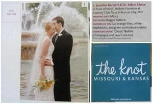 Uptown Events, Richmond — Yes, we're a Richmond, Virginia based agency. But we handle many destination weddings all over the world. One of our destination weddings in Kansas City was featured in the Knot magazine. Woot!