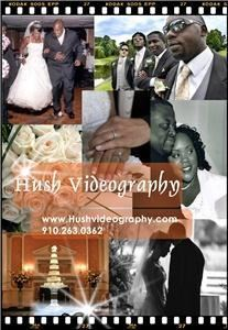 Hush Videography, Fayetteville — Specializing in Afro American events.