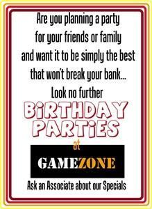 Game Zone, Olathe — From popular dance machines to time-tested alley bowlers, Game Zone allows the entire family to compete and enjoy an activity together. 