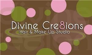 Divine Cre8ions Hair & Makeup Studio, Laurel — logo
