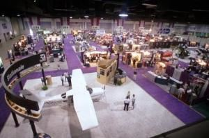 Northeast / Southeast Exhibit Halls, Albuquerque Convention Center, Albuquerque