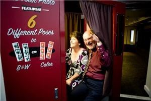 Amazing Times Photo Booths, Wilmington — Rent a classic photo booth for any event you want to make sure your guests are going to leave with a smile.  Photo booths are all the rage.  We make smiles everywhere we go.  Call us for details.  484-844-5529.