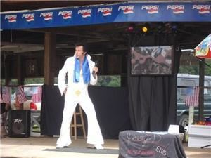 "Jimmy D's ""Elvis is in the building!"" The Tribute - Albert Lea, Albert Lea"