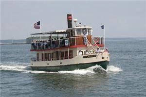 The Islander, Portland Discovery Land & Sea Tours, Portland