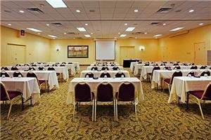 Neyland Ballroom, Holiday Inn Knoxville West at Cedar Bluff, Knoxville — Calssrooom capacity is up to 150 people in the Ballroom.