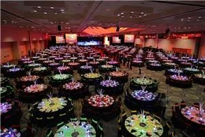 Strategic Meetings Solutions - Fort Worth, Fort Worth — Final Night Gala for Product Launch for 3200 people