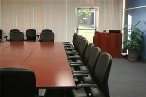 Conference Room  - 125, The Corporate Training Center  Hillsborough Community College, Tampa — Room 125 - Board Room Setup