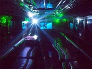 Alive Limo & Party Bus, San Diego