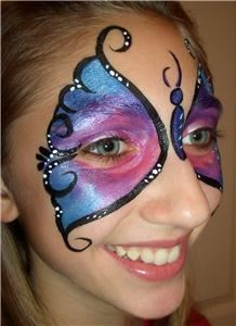 Color by Chris, Park Ridge — Color by Chris serves Northern NJ and Rocklyn County, NY.  Offering Professional, Artistic Face Painting, Glitter Tattoos, Balloon Twisting and Gestational Belly Painting. For Parties of all ages, Family Celebrations and Corporate Events.
