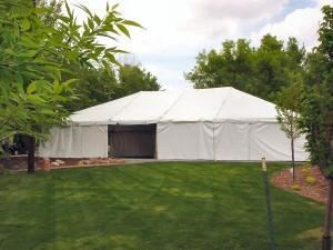 Outdoor Tent, The Molly Brown Summer House and Denver Pavilion at the Browns, Denver