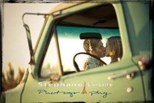 Stephane Lemaire Photography, El Paso — Jessica & David, first engagement session in El Paso