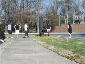 Greenville Gym N C Max Fitness, Greenville — outdoors fitness training