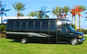 Tracey Nicoll's Limousine & Hummer Rentals in New Orleans, New Orleans — LIMO BUS