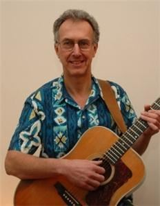 Mike Kornrich Guitar/Banjo/Vocals - Jamestown, Jamestown