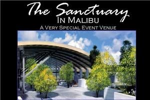 Malibu Jewish Center & Synagogue, Malibu — Stunning contemporary event venue nestled in the coastal mountains of Malibu.  Accommodating up to 300 guests, this versitile space offers elegance and distinction.