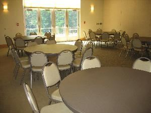 FB Johnston Room, River Center At Saluda Shoals Park, Columbia