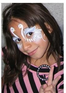 Victoria Wade Face Painting, Lakewood
