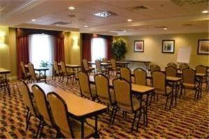 Holiday Inn Express & Suites Spartanburg-North, Spartanburg — Let us plan your next corporate or social event in our new 1044 sq ft. meeting/banquet room.