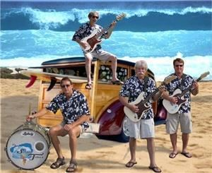 The Surfin' Tones, Fort Lauderdale — South Florida's most popular Instrumental Classic Hits