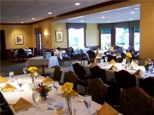 The Wooster Inn, Wooster — The Main Dining Room