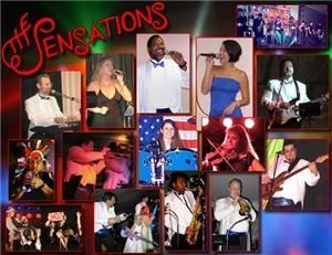 "Sensations & Impact Dance Bands - Cincinnati, Cincinnati — — SPECIALIZING IN VERSATILITY !!! Touring Kentucky and the surrounding states for over twenty five years ""THE SENSATIONS'"" professionalism and unique versatility has created the highest demand of any Show & Dance band in the Eastern United States. A fifteen hour list of dance tunes from 1939 to TODAY allows you to choose Swing, Jazz, Beach, Motown, Rock, Country, Disco, Top 40, etc., or the band can do what they do best and play the crowd, keeping everyone at your party dancing and having a great time. They play requests and gladly adjust their song list and volume to suit your party. Recorded music for the breaks is included so the music never stops and can be chosen in advance by the employer. This group only takes two breaks during a four hour performance and play longer sets so you get more entertainment for your money."