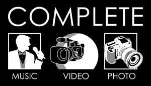 "Complete Music - Minneapolis, South Saint Paul — Complete Music-Video-Photo entertains for almost any type of function including: Weddings, Schools, Mitzvahs, Reunions, Corporate Functions, Picnics, Summer Pool and Block Parties as well as providing sound, lighting and Emceeing, for major conferences and events throughout the Twin Cities and Rochester area! Not only DJ work but Photography and Video services can be provided to any function.  We now offer Party Box Photo Booths as well.  ""The party's in the BOX""!"