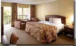 Suite Rooms, Quality Inn & Suites River Suites, Sevierville — Beautiful Spacious Suites